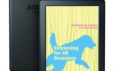The book Retrieving for All Occasions available for Kindle!